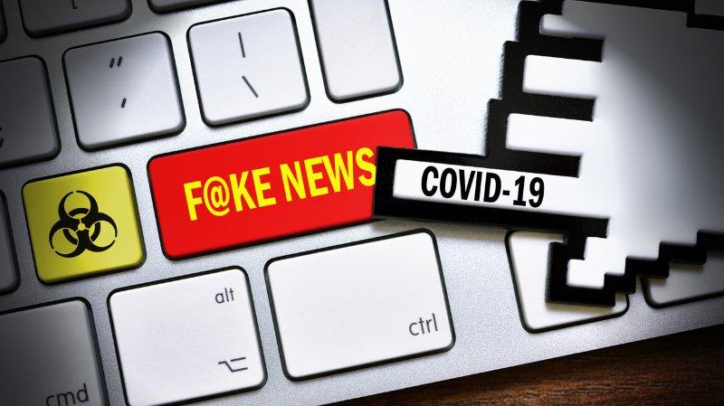 Les fake news se sont multipliées aussi vite que le coronavirus depuis le mois de janvier.