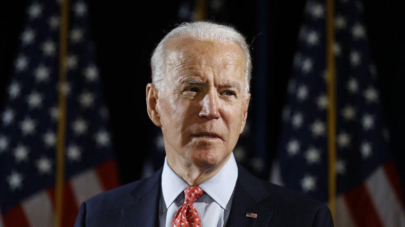 Joe Biden se dit impatient d'affronter Donald Trump.