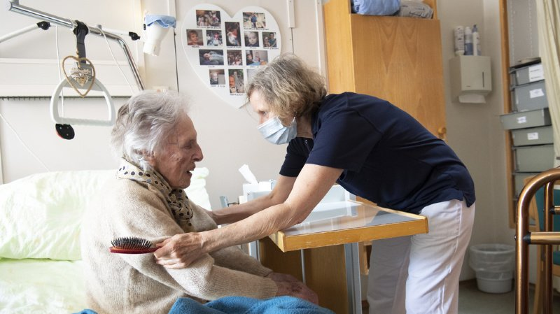 Coronavirus: reprise progressive des visites dans les EMS jurassiens