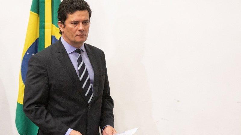 Brésil: le ministre le plus populaire de Jair Bolsonaro claque la porte
