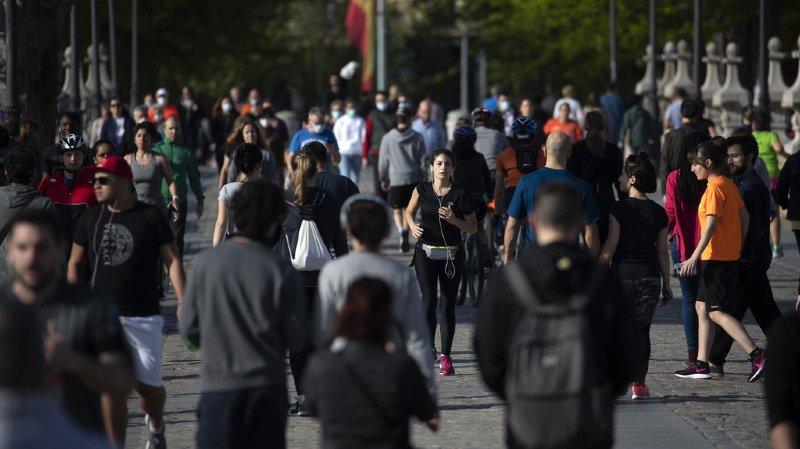 Coronavirus: l'Europe poursuit son déconfinement