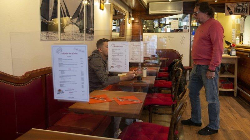 GastroSuisse, la faîtière de la restauration et de l'hôtellerie, est soulagée.