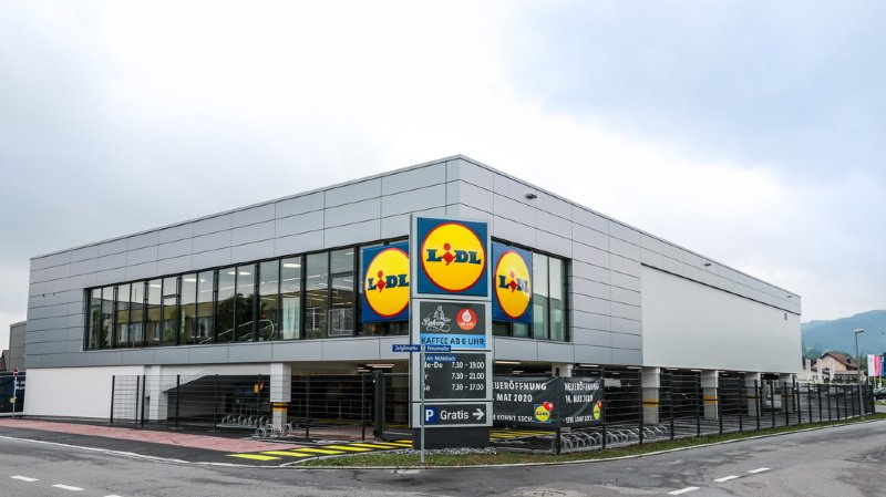Commerce de détail: Lidl introduit un nouveau type de magasins en centre-ville