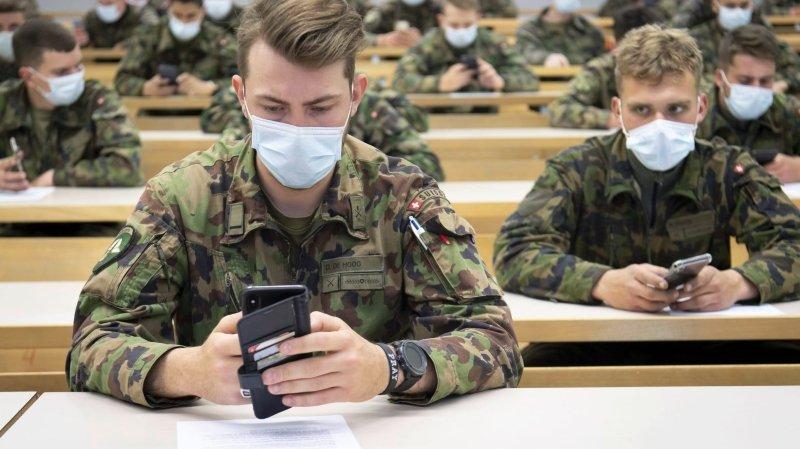 Coronavirus: une application pour téléphone pour tracer l'évolution de la pandémie en Suisse
