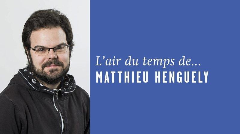 «Un radis à bière?!?», l'air du temps de Matthieu Henguely