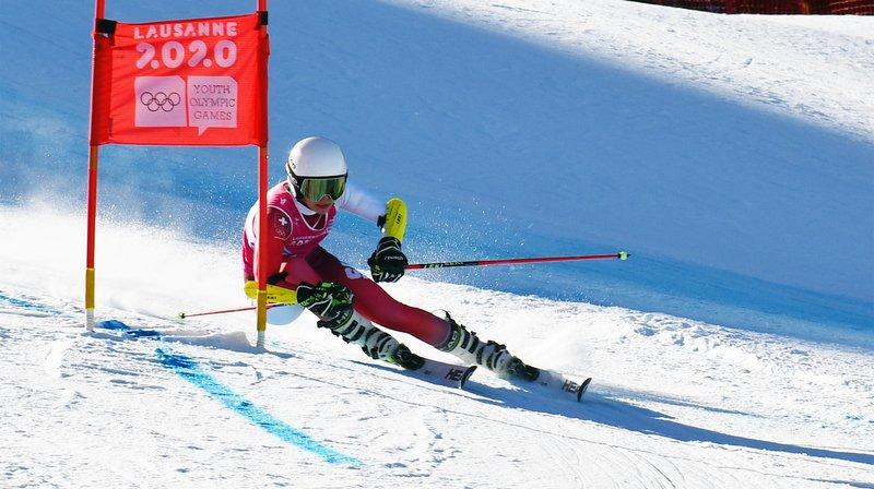 Giron jurassien: Amélie Klopfenstein en fer de lance d'une saison marquée par le manque de neige