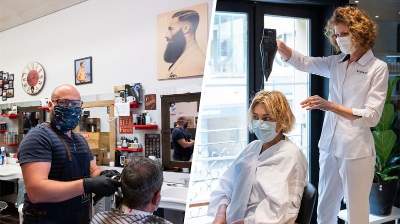 Coiffeurs et barbiers neuchâtelois: une réouverture qui décoiffe!