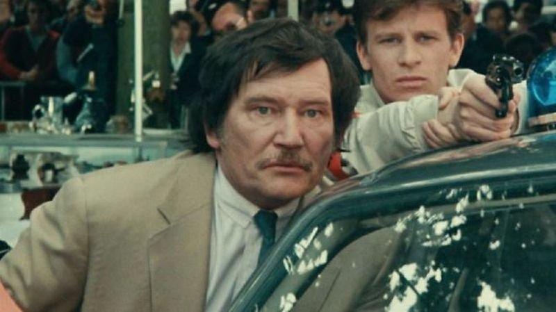 Michel Barrier a joué dans des films cultes du cinéma français. (Archives)