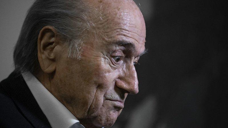 Affaire FIFA: le MPC va clore partiellement la procédure contre Sepp Blatter