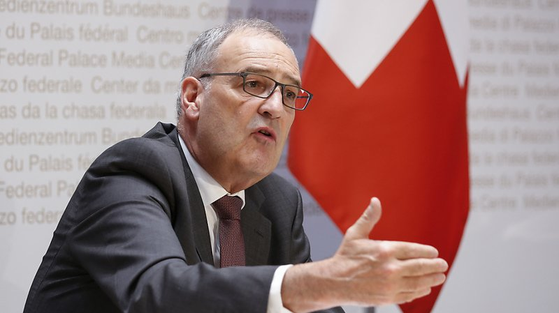 Coronavirus: le Conseil fédéral veut d'autres mesures pour l'économie