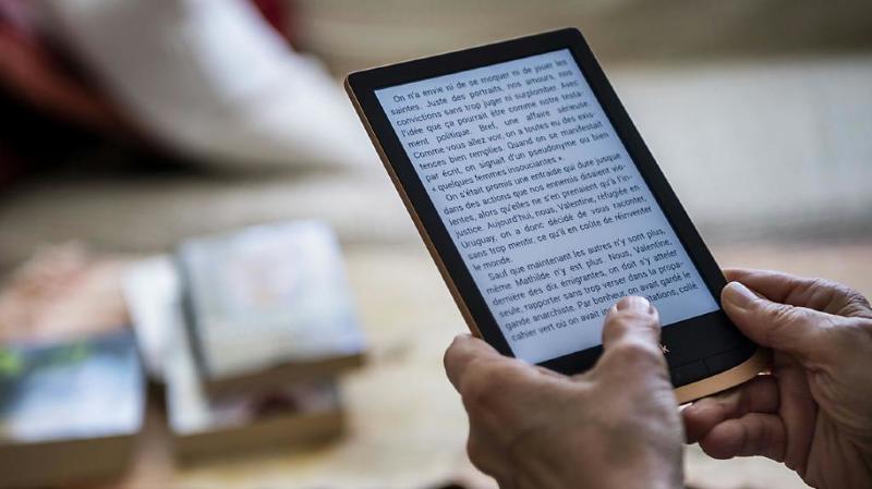 Les livres numériques ont la cote à l'ère du Covid-19.