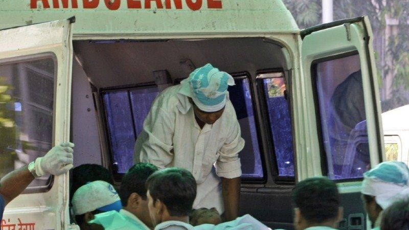 Fuite de gaz en Inde: au moins 5 morts et plus de 1000 personnes hospitalisées