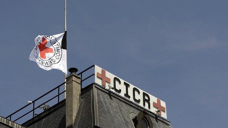 Les organisations internationales comme le CICR obtiendront une aide financière de la Suisse.