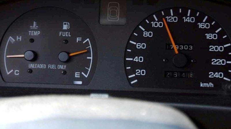 Fribourg: un chauffard sans permis pincé à 168 km/h au lieu de 80