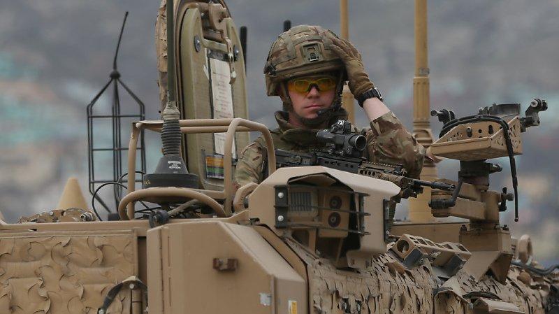 Afghanistan: l'armée américaine met les talibans en garde