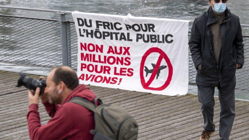 Grève pour l'Avenir: Neuchâtel et la Suisse romande se font entendre à leur façon