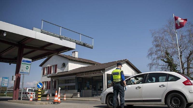 Les entrées en Suisse seront assouplies dès le 11 mai (archives).