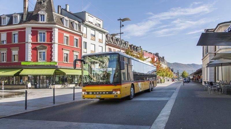 Bus: CarPostal a gagné la bataille du Jura