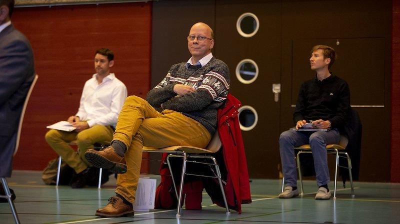Philippe Egli fera une pige de six mois au Conseil communal de Milvignes