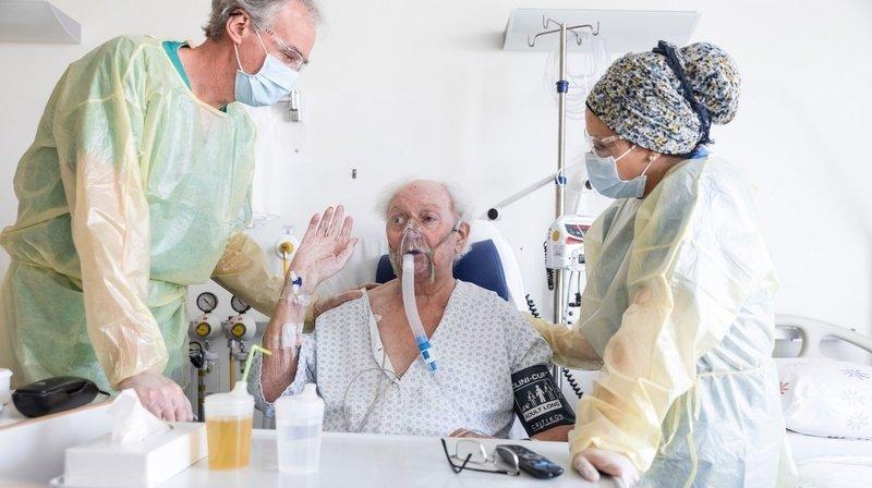 Neuchâtel: unité de ventilation non invasive créée face à l'urgence