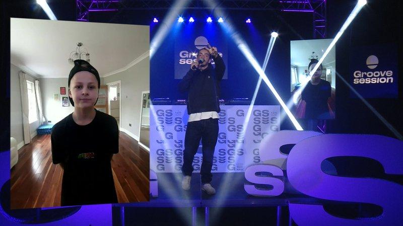 La première Groove E Session rassemblera des breakdancers du monde entier à Neuchâtel... via des écrans.