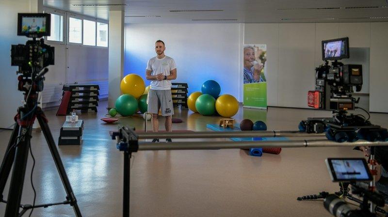 Les seniors neuchâtelois ont droit à un mois de gym supplémentaire