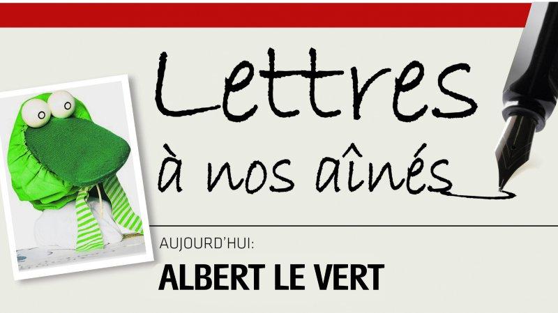 Albert Le Vert écrit à nos aînés