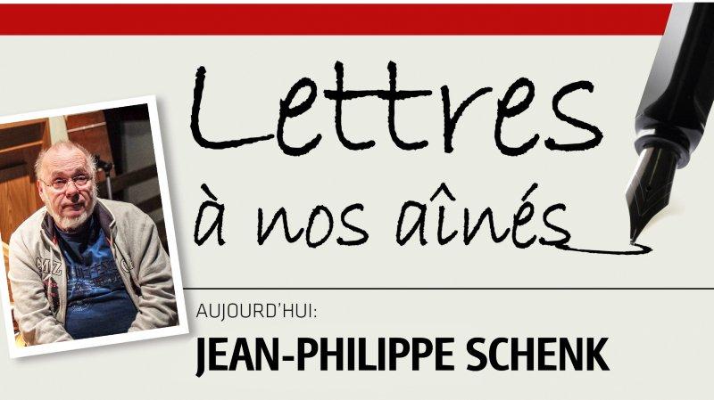 Jean-Philippe Schenk écrit à nos aînés