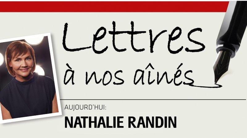 Nathalie Randin, journaliste et présidente du NIFFF, écrit à nos aînés
