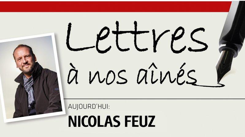 Nicolas Feuz écrit à nos aînés