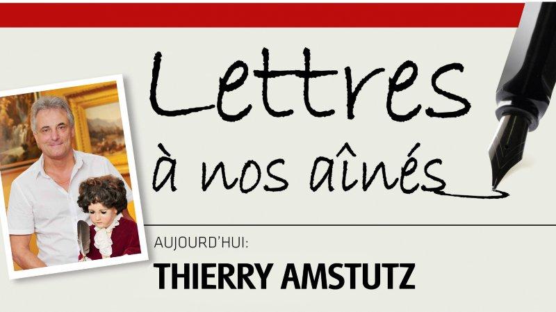 Thierry Amstutz écrit à nos aînés
