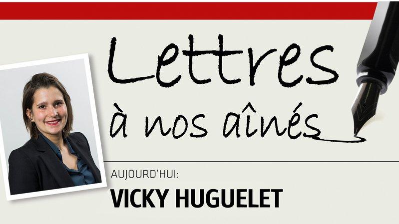 Coronavirus: la journaliste Vicky Huguelet écrit à nos aînés