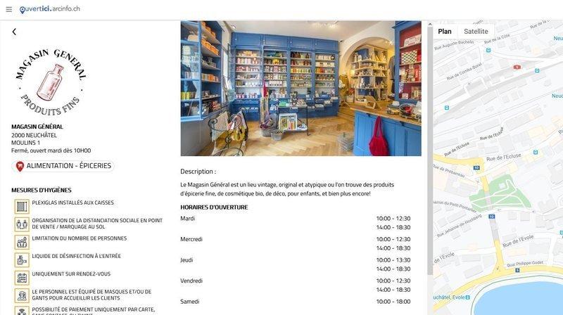 «Ouvertici», la nouvelle plateforme qui rapproche acheteurs et commerçants locaux