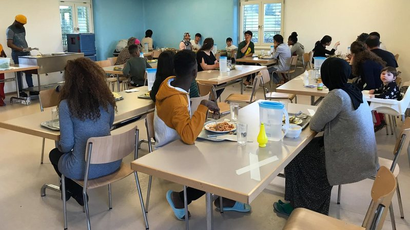 Boudry: «Il n'y a pas de requérants d'asile testés positifs au coronavirus à Perreux»