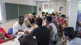 Le centre d'accueil de Couvet accueillera à nouveau des requérants d'asile