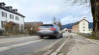 La route entre Chézard-Saint-Martin et les Vieux-Prés sera fermée quatre jours