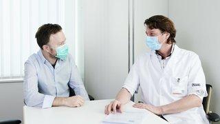 Covid-19: comment les malades sont soignés dans les hôpitaux neuchâtelois