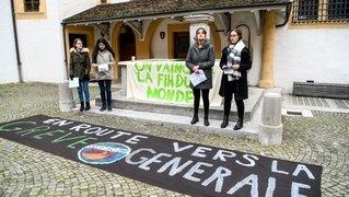 Mobilisation symbolique ce vendredi 15mai dans le canton de Neuchâtel