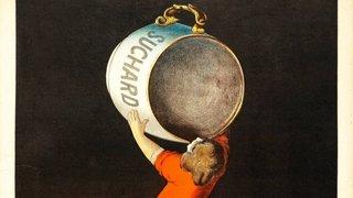 Les publicités Suchard, de l'exotisme à la suissitude