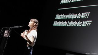 Anaïs Emery: «La rencontre avec le public du Nifff va me manquer cruellement»