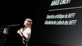 Neuchâtel: Directrice générale du Nifff, Anaïs Emery s'en va
