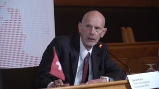 Daniel Koch s'exprime sur la stratégie de test en Suisse