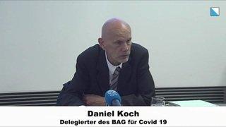 Coronavirus: Daniel Koch s'exprime à propos de l'étude allemande sur le risque d'infection chez les enfants