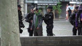 Coronavirus: à Zurich, la police disperse de petites manifestations du 1er mai interdites
