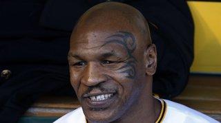 Boxe: Mike Tyson pense à un retour, pour la bonne cause
