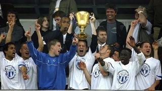 Football – Les grandes soirées des clubs suisses: le jour de gloire du FC Zurich
