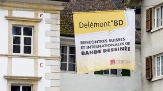 Delémont'BD s'invitera dans les rues de La Chaux-de-Fonds et de Neuchâtel
