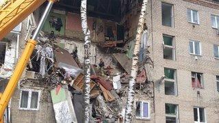 Russie: 2 morts dans une explosion d'un immeuble en plein confinement