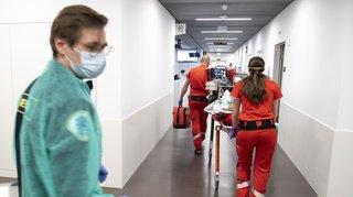 Coronavirus: la Suisse enregistre près de 800 nouveaux cas en 24 heures