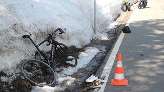 Schwyz: plusieurs accidents de moto malgré l'appel à rester à la maison